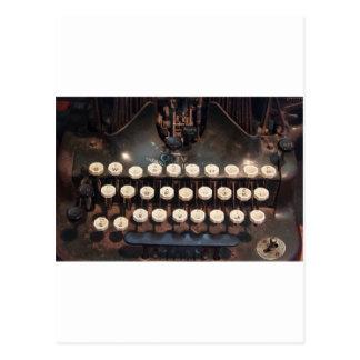 Carte Postale Panne de communication