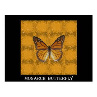 Carte Postale Papillon de monarque