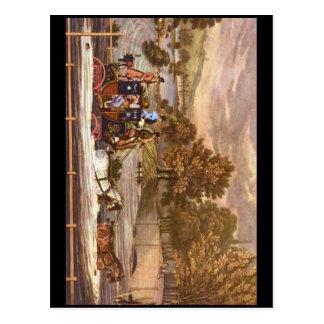 Carte Postale Par le Floods_Engravings