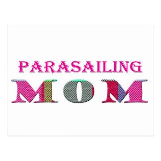 Carte Postale ParasailingMom