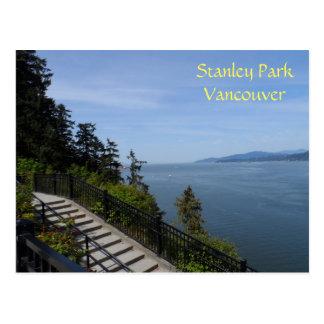 Carte Postale Parc de Stanley, Vancouver, AVANT JÉSUS CHRIST