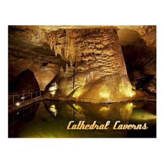 Carte Postale Parc d'état de cavernes de cathédrale, Alabama