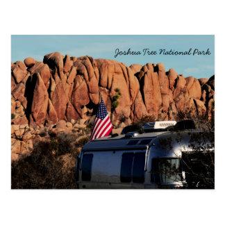 Carte Postale Parc national d'arbre de Joshua
