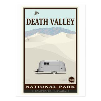 Carte Postale Parc national de Death Valley