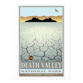 Carte Postale Parc national de Death Valley 3