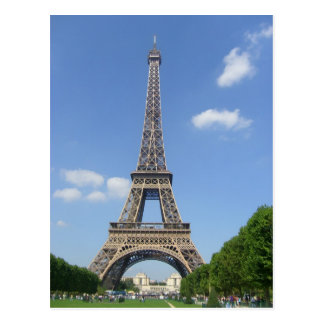 Carte Postale Paris - Tour Eiffel -