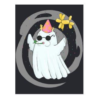 Carte Postale Partie de fantôme