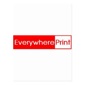Carte Postale Partout copie