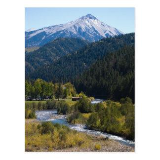 Carte Postale Passage de Kebler, le Colorado