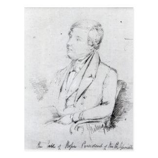 Carte Postale Pasteurs de William, 3ème comte de Rosse