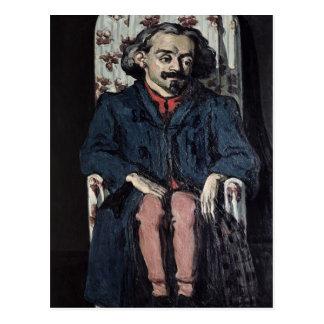 Carte Postale Paul Cezanne   Achille Emperaire c.1872