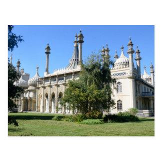 Carte Postale Pavillon Angleterre de Brighton