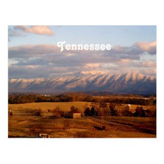 Carte Postale Paysage du Tennessee