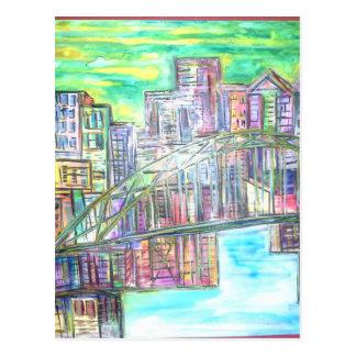 Carte Postale Paysage urbain