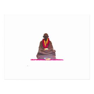 Carte Postale Père de Mahatma Gandhi de nation Inde