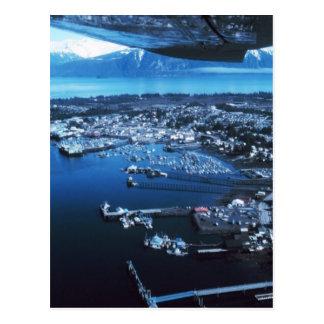 Carte Postale Pétersbourg Alaska