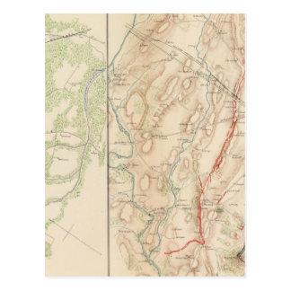 Carte Postale Pétersbourg, Gettysburg