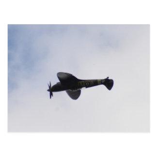 Carte Postale Petit pain de victoire de Spitfire de Supermarine