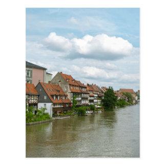 Carte Postale Peu de Venise à Bamberg