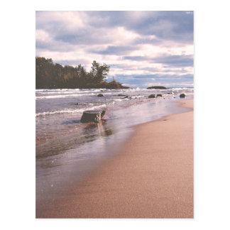 Carte Postale Peu d'île de Presque