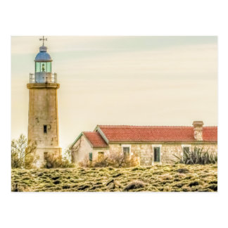 Carte Postale phare Chypre, Cavo Greko