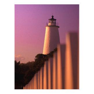 Carte Postale Phare d'Ocracoke