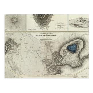 Carte Postale Phénomènes géologiques