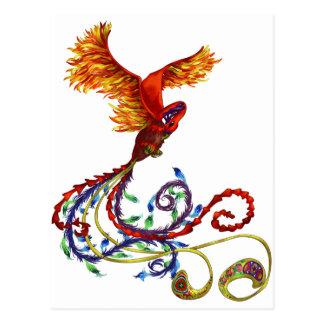 Carte Postale Phoenix
