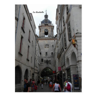 Carte Postale Photographie La Rochelle, France -