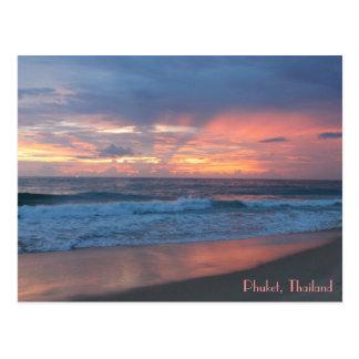 Carte Postale Phuket, Thaïlande