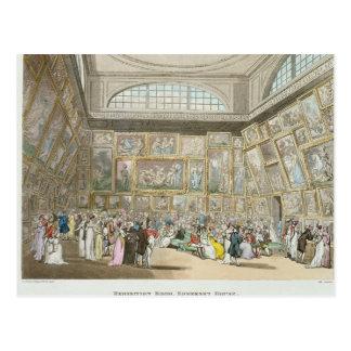 Carte Postale Pièce d'exposition, Chambre de Somerset