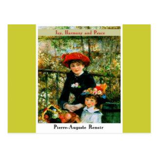 Carte Postale Pierre Auguste Renoir
