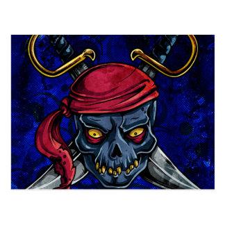Carte Postale Pirate