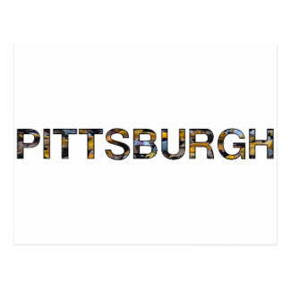 Carte Postale Pittsburgh
