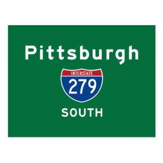 Carte Postale Pittsburgh 279