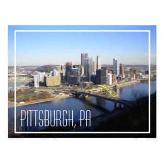 Carte Postale Pittsburgh, PA