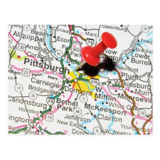 Carte Postale Pittsburgh, Pennsylvanie