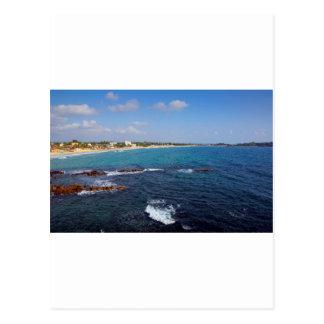Carte Postale Plage tropicale Sri Lanka de paradis