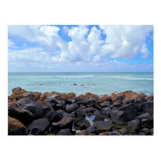 Carte Postale Plages de Honolulu