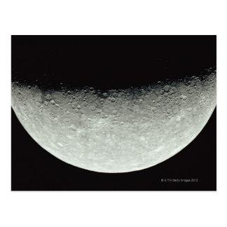 Carte Postale Planète Mercury