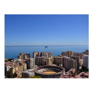 Carte Postale Plaza de Toros de Malaga