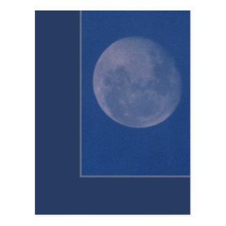 Carte Postale Pleine lune