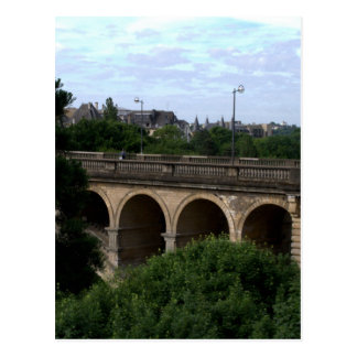Carte Postale Pont Adolphe, Luxembourg
