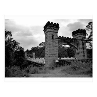 Carte Postale Pont de Hampden - vallée de kangourou