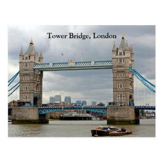 Carte Postale Pont de tour, Londres