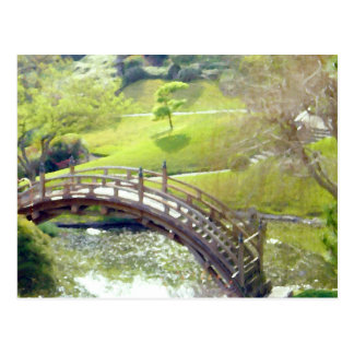 Carte Postale Ponts et Gardens_