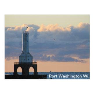 Carte Postale Port Washington, WI