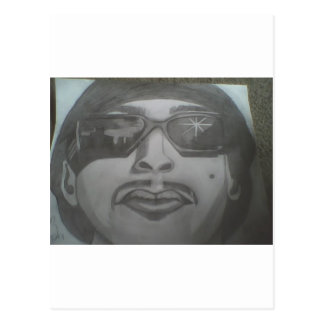 Carte Postale Portrait # 8 du marais de 12 Evan Mario