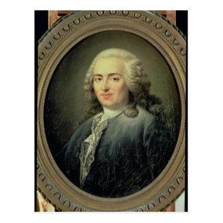 Carte Postale Portrait d'Anne-Robert-Jacques Turgot 1726