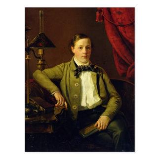 Carte Postale Portrait d'Apollon Maykov, 1840
